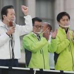 山口代表7選、長期与党で増す存在感