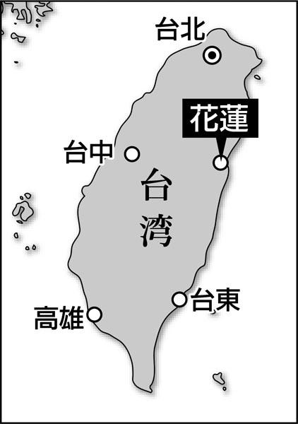 花蓮港庁長を務めた行政官 江口 良三郎