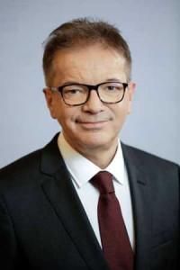 オーストリアの新型コロナ対策の前線で健闘するアンショ―バー保健相(オーストリア保健省公式サイトから)