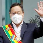 ボリビアのアルセ大統領