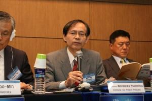 東洋大学教授 西川佳秀