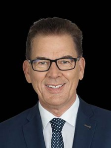 UNIDO次期事務局長選に出馬を表明したゲルト・ミュラー経済協力・開発相(独連邦議会公式サイトから)