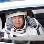 3度目の宇宙、野口聡一さんは船外活動に意欲