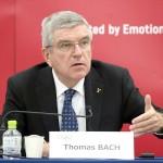 バッハ会長、五輪参加者のワクチン接種を要望