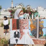 イスラエルとの対立が続く「現実」を描写
