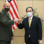 菅首相、「強固な日米同盟の抑止力の維持を」