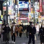営業時間短縮の要請が出された歌舞伎町