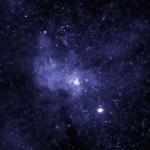 天の川銀河の中心部に発見されたブラックホール・バウンティ NASA提供