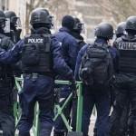 フランスの警察官(フランス内務省公式サイトから)