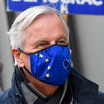欧州連合(EU)のバルニエ首席交渉官