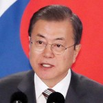 文在寅韓国大統領
