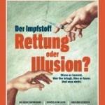 「ワクチンは救いか、錯覚か」という表紙の独週刊誌シュピーゲル(2020年44号の表紙)