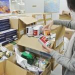 「早く、多く」、困窮留学生に金銭より食料支援を