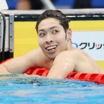 「わくわくした」、萩野公介が五輪派遣記録突破
