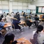 受験戦争が苛烈な韓国で大学入試の風景が一変