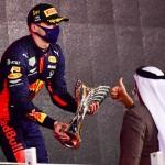 F1最終戦でマックス・フェルスタッペンが優勝