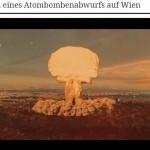 ウィ―ン市原爆投下ビデオ(オーストリア外務省作成)