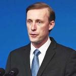 サリバン米大統領補佐官(国家安全保障担当)=2020年11月、デラウェア州ウィルミントン(AFP時事)