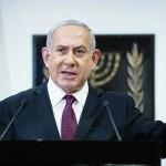 イスラエルのネタニヤフ首相=2020年12月22日、エルサレム(EPA時事)