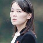 北朝鮮の金与正氏=2019年3月、ハノイ(AFP時事)