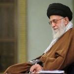 イランの精神的最高指導者ハメネイ師(イランのIRNA通信から)
