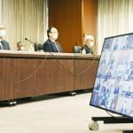 黒田日銀総裁「景気は厳しいが持ち直している」