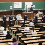 コロナ下で初の「大学入学共通テスト」が始まる