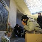 阪神大震災から26年、犠牲者しのび追悼の集い