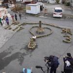 被災地をネットでつなぐ、東北の犠牲者へも祈り