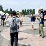 コロナ感染防止と暑さ対策の両立が大きな課題