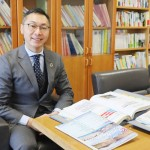 久保田掛川副市長、「避難の徹底」教訓を伝える