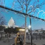 全米で暴動を警戒、異例の新大統領就任式典