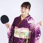 伊藤美誠、20歳の抱負「五輪で金メダルを」