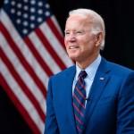 就任演説をするバイデン新大統領(2021年1月20日、 ホワイトハウス公式サイトから)