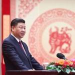習近平国家主席、春節を迎えて人民に挨拶する(2021年2月10日、中華人民共和国国務院公式サイトから)