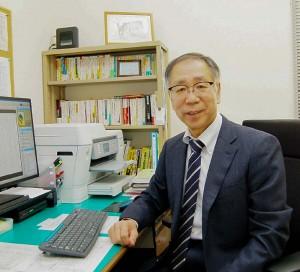 北海道教育大学札幌校学校臨床教授 横藤 雅人氏