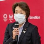 森元首相からバトンタッチした橋本聖子新会長(東京夏季五輪大会の「オリンピックチャンネル」サイトから)