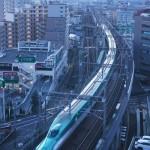 地震で見合わせの東北新幹線、全線運転を再開