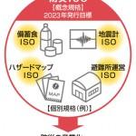 BOSAIに国際規格を、世界の防災力を向上