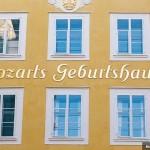ザルツブルクのモーツァルトの生家(ザルツブルク市観光局公式サイトから)