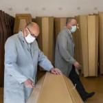 スイスの葬儀屋さん(スイス・インフォ公式サイトから)