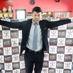 亀田興毅さんがプロボクシングジムを開設
