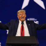 トランプ前米大統領が保守派集会で再出馬示唆