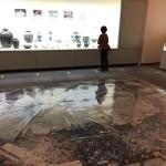 首里城「京の内」跡からの出土品を展示