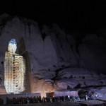 アフガン・バーミヤン石仏が3D映像で復活