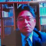 同志社大学グローバル地域文化学部嘱託講師 浅井良純氏