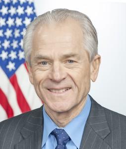 ピーター・ナバロ前米大統領補佐官