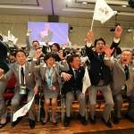東京五輪大会は7月23日に開幕へ(国際オリンピック委員会=IOC公式サイトから)