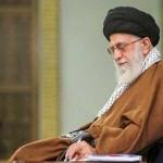 イランの精神的最高指導者ハメネイ師(イランのIRAN通信から)