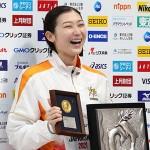 競泳の池江璃花子選手、間に合った東京五輪
